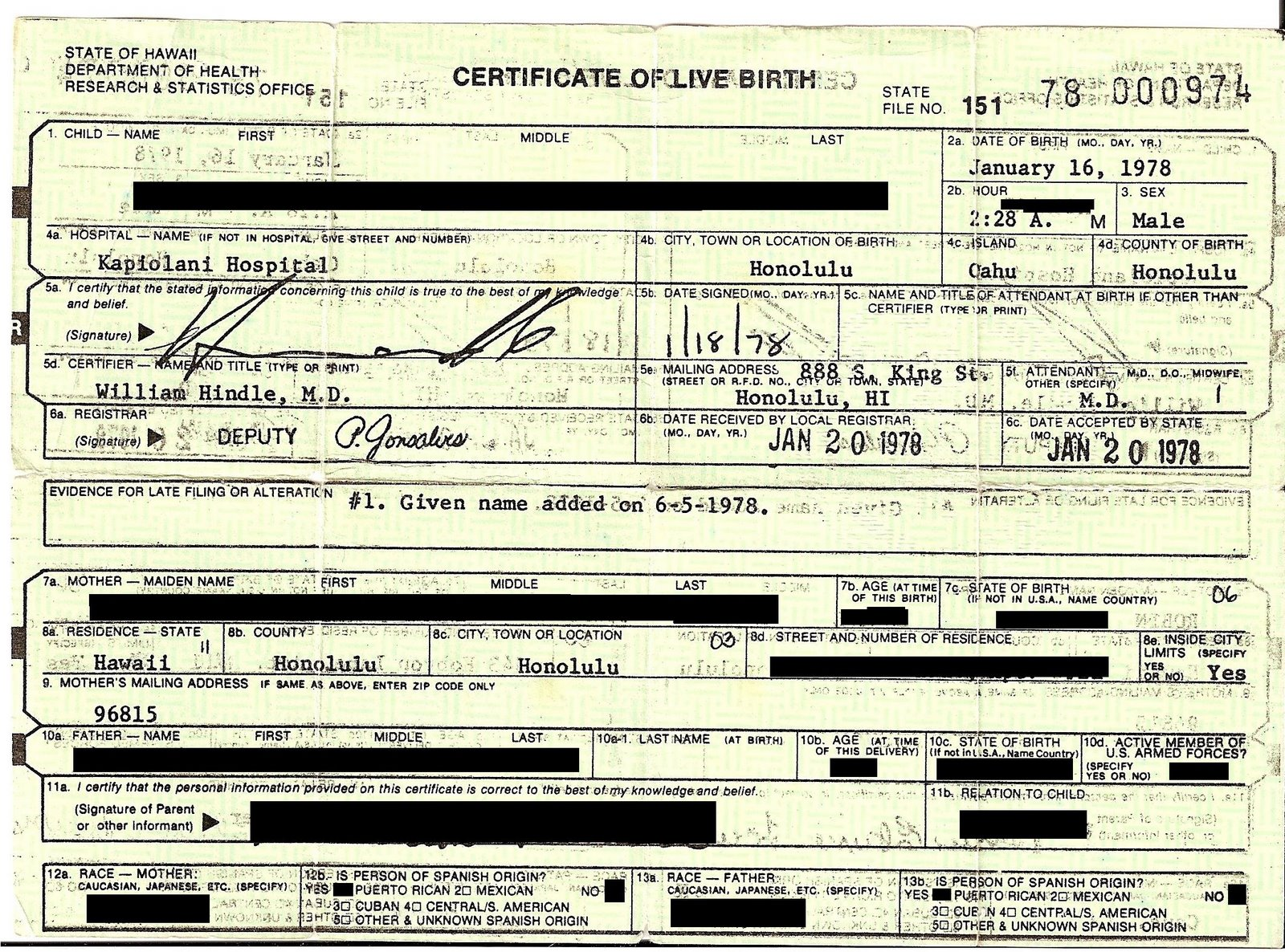 Obamas new birth certificate proven to be fake hours after race aiddatafo Image collections