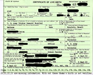 Hawaiian-birth-certificate-1963